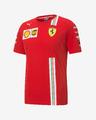 Puma Ferrari SF Vettel Replica Triko