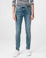 Calvin Klein 011 Mid Rise Skinny Jeans