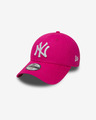 New Era NY Yankees Essential Kids Pink 9Forty K?iltovka dětská