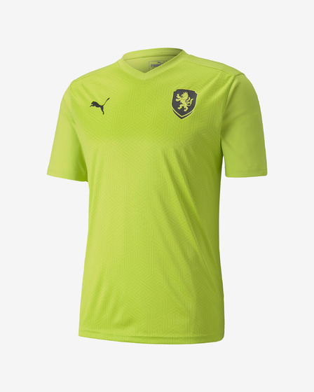 Puma Czech Republic Away Replica Triko