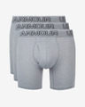 "Under Armour Charged Cotton? Stretch 6"" Boxerky 3 ks"