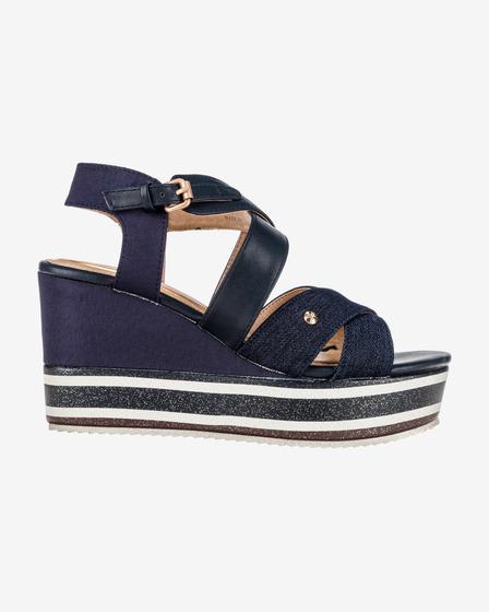 Wrangler American Wonder Klínová obuv