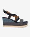 Tom Tailor Klínová obuv