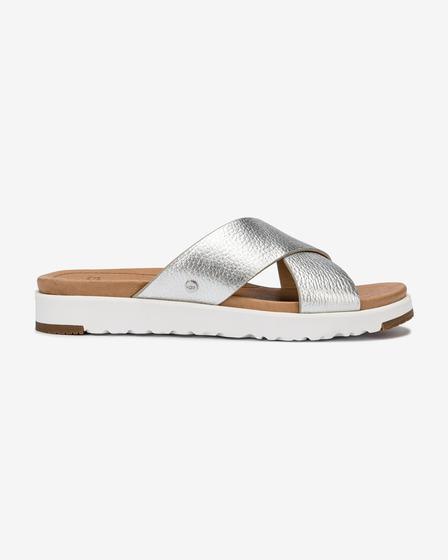 UGG Kari Metallic Pantofle