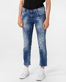 Diesel Belthy-Ankle Jeans