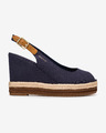 Gant Ivalice Klínová obuv
