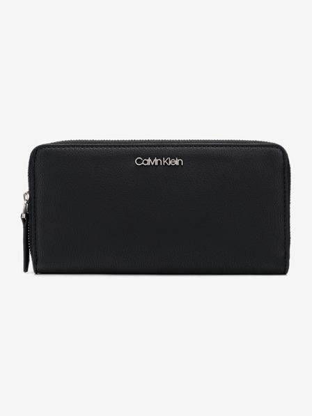 Calvin Klein Must Ziparound Large Peně?enka