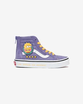 Vans The Simpsons Sk8-Hi Lisa 4 Tenisky dětské