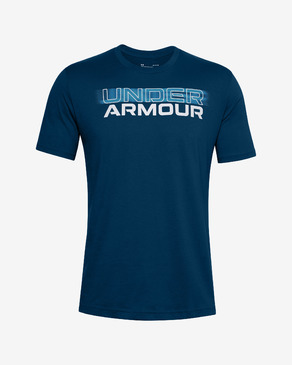 Under Armour Blurry Logo Wordmark Triko