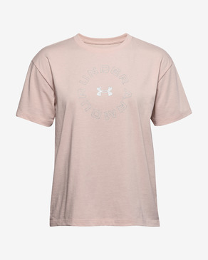 Under Armour Wordmark Graphic Triko