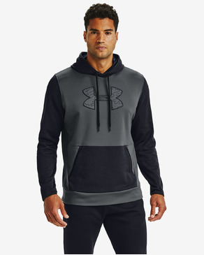 Under Armour Armour Fleece® Textured Big Logo HD Mikina