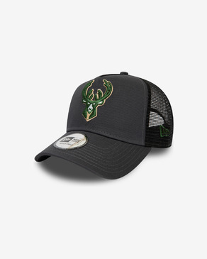 New Era Milwaukee Bucks NBA Dark Base Team 9Forty Kšiltovka