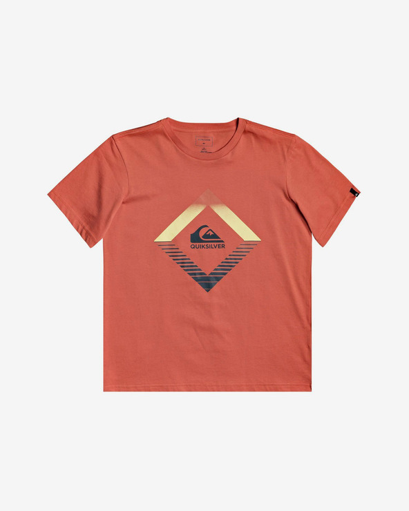 Quiksilver Tropical Mirage Gyerek Póló Narancssárga