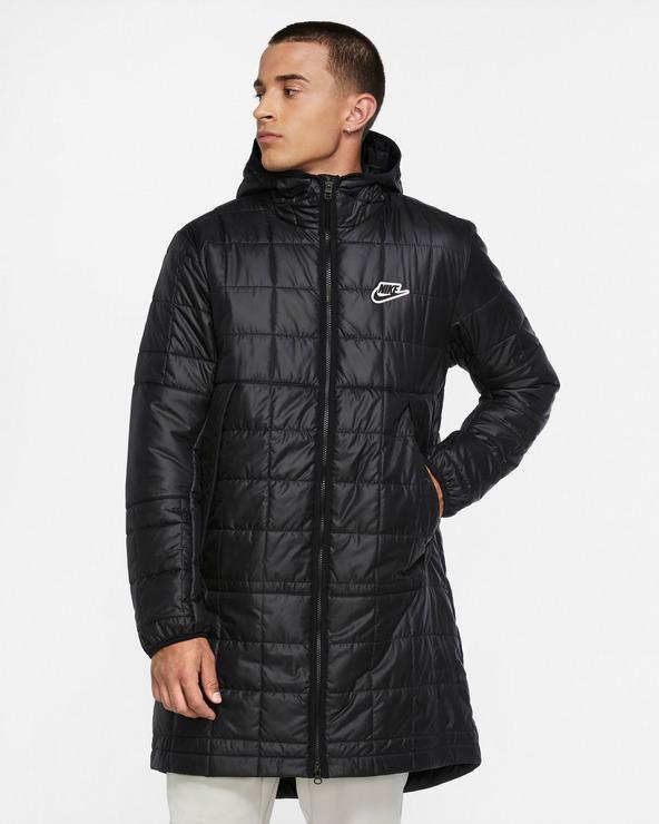 Nike Sportswear Vattakabát Fekete