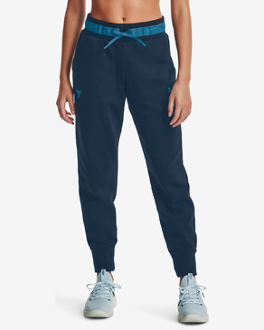 Under Armour Project Rock Charged Cotton Fleece Tepláky