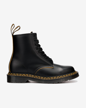 Dr. Martens 1460 Double Stitch Leather Lace Up Kotníková obuv