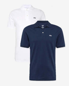 GAP Polo triko 2 ks