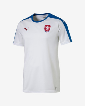 Puma Czech Republic Away Replica B2B Triko