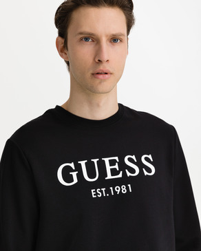 Guess Front Logo Mikina