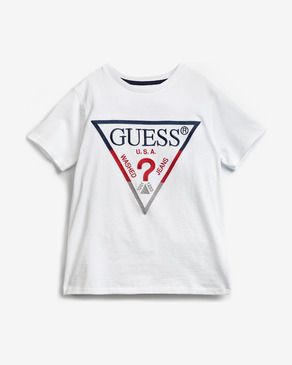 Guess Embroidery Front Logo Triko
