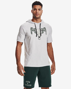 Under Armour Project Rock Charged Cotton® Triko