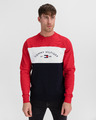 Tommy Hilfiger Embroidered Signature Mikina