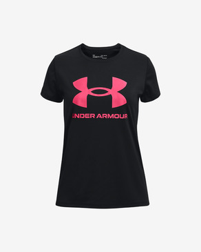 Under Armour Tech™ Sportstyle Big Logo Triko dětské