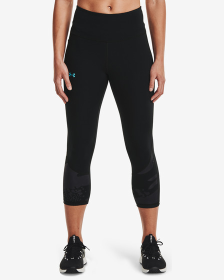 Under Armour Rush Tonal Capri Legíny