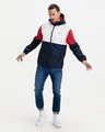 Tommy Jeans Colorblock Windbreaker Bunda
