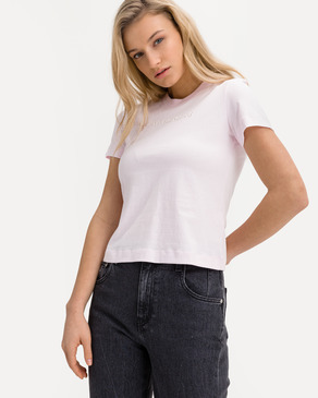Calvin Klein Shrunken Institutional Triko