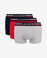 Lacoste Iconic Cotton Stretch Boxerky 3 ks