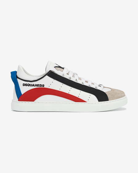 DSQUARED2 Lace-Up Low Top Tenisky