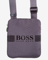 Hugo Boss Green Pixel Cross body bag