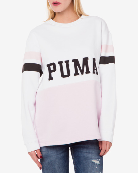 Puma Colour Blocking Crew Mikina