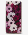 Epico Violet Flowers Etui na iPhone 7