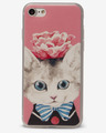 Epico Cat&Roses Cover for iPhone 7