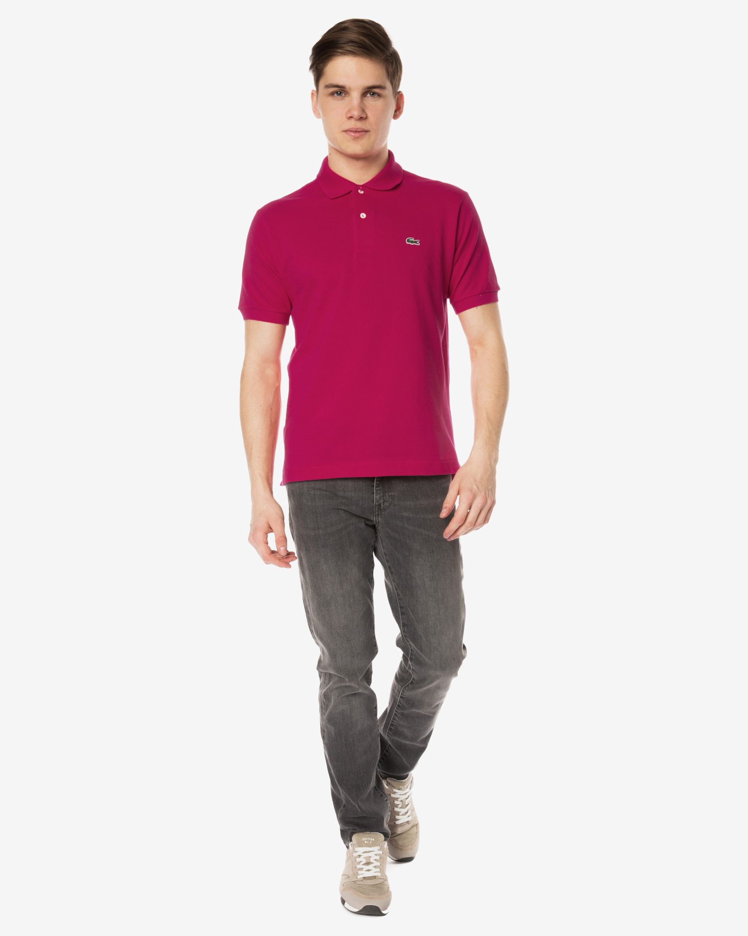 Lacoste polo shirt for Lacoste poloshirt weiay