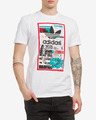 adidas Originals Monthly Graphic Tricou