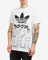 adidas Originals Trefoil Graphic Triko