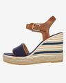 U.S. Polo Assn Nymphe A1 Buty wedge