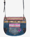 Desigual Brooklyn Exotic Jean Cross body bag