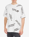adidas Originals NYC Graffiti Print Tricou