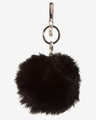 Guess Pom Pom Keychain for handbag