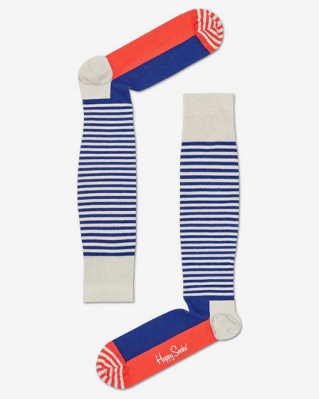 Happy Socks Compression Half Stripe Чорапи
