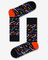 Happy Socks Papercut Zokni