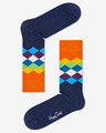 Happy Socks Faded diamond Ponožky