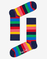 Happy Socks Sprinkle Stripe Zokni