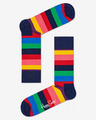 Happy Socks Compression Stripe Ponožky