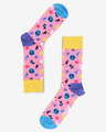 Happy Socks Peace and Love Zokni