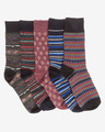 Pepe Jeans Roy Set of 5 pairs of socks